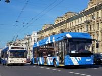 Санкт-Петербург. ТролЗа-5265.02 №1000