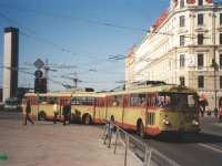 Рига. Škoda 9TrH27 №2-856, Škoda 9TrH27 №2-857