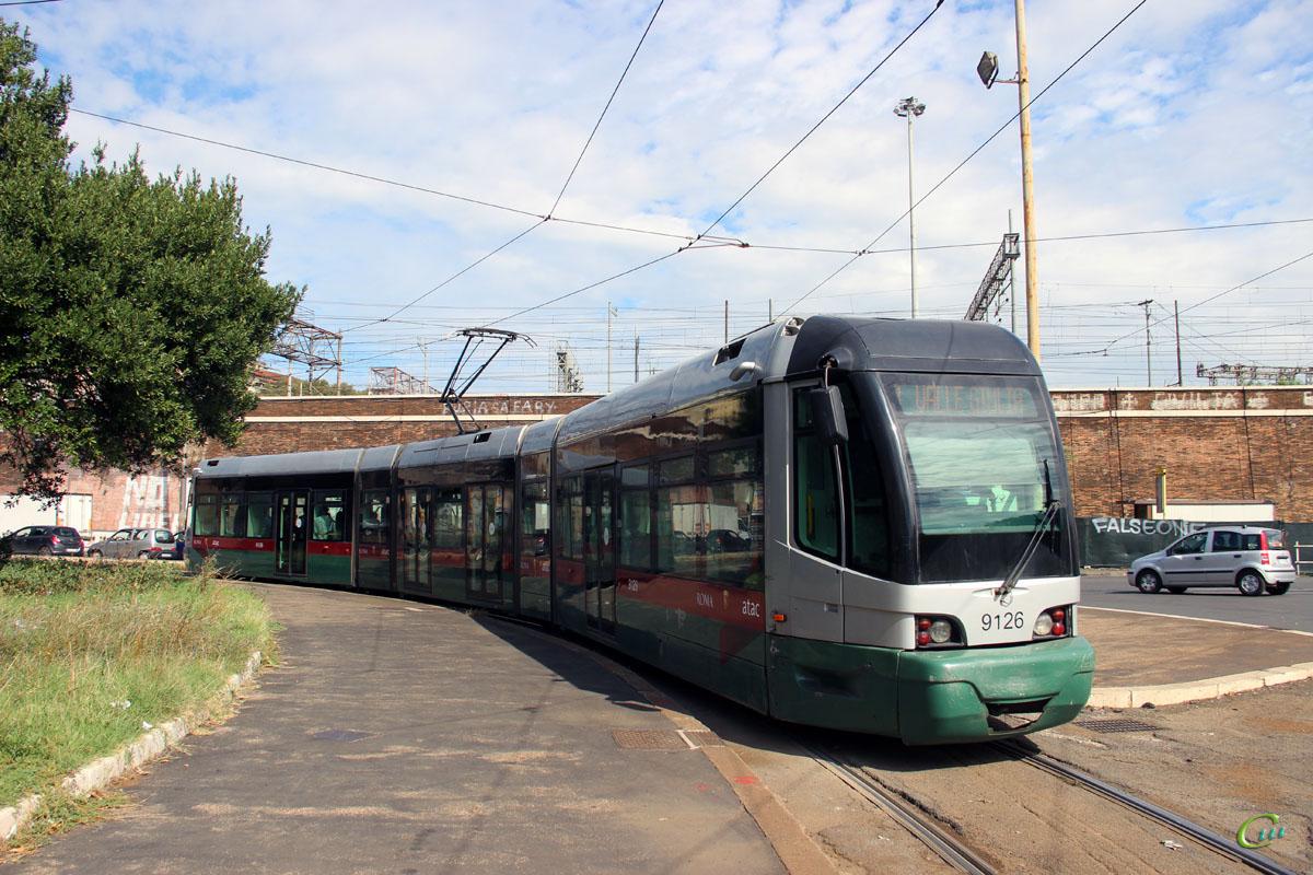 Рим. Fiat Cityway Roma I №9126