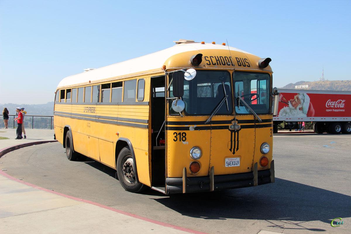 Лос-Анджелес. Crown Supercoach 5WEX149