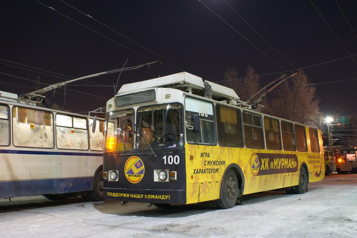 Мурманск. ЗиУ-682 КР Иваново №100