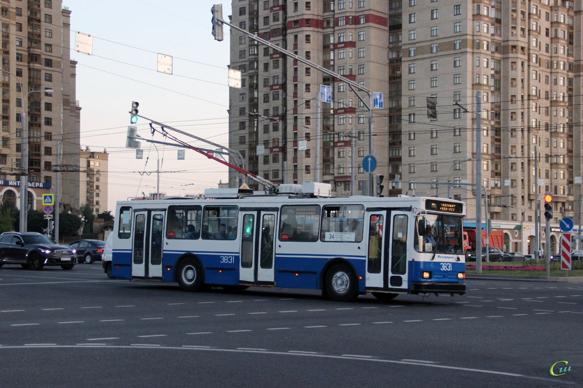 Москва. АКСМ-20101 №3831
