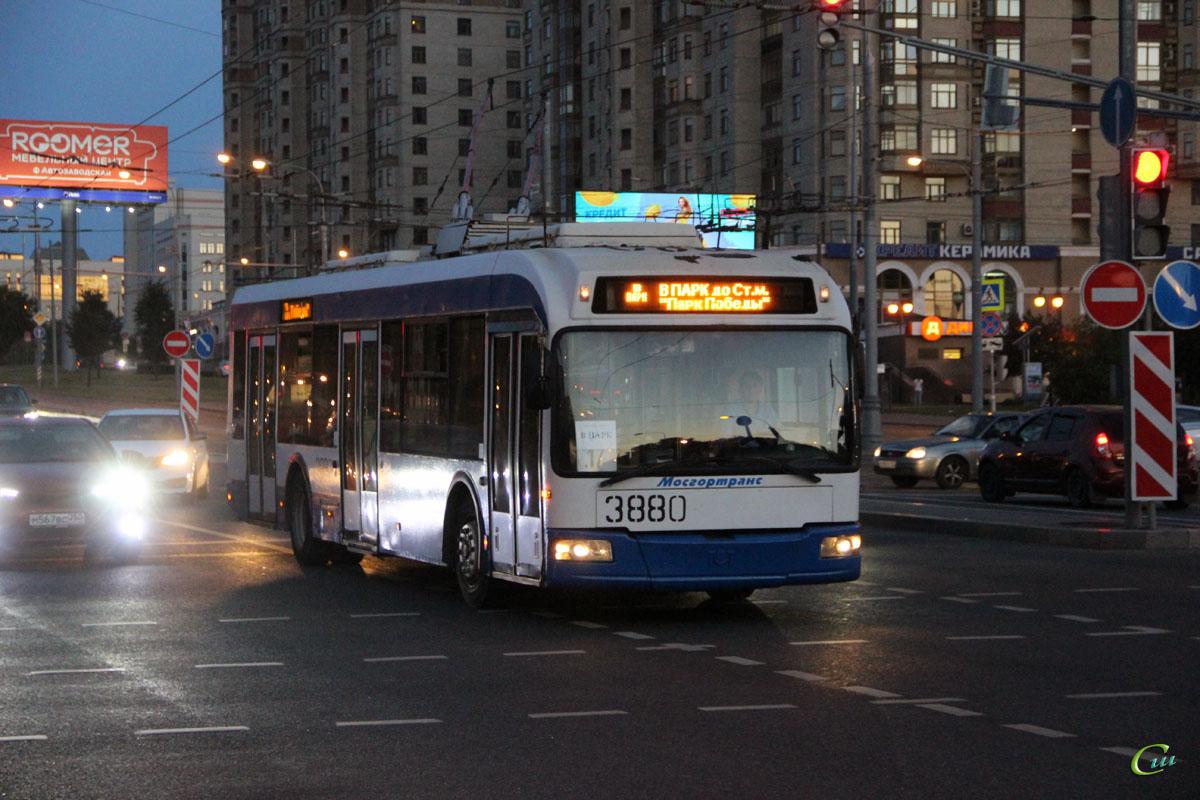 Москва. СВАРЗ-6235.01 (АКСМ-321) №3880
