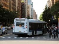 Нью-Йорк. Novabus LFS AU1739