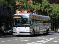 Нью-Йорк. Prevost X3-45 CJ31