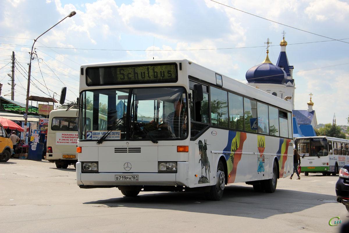 Новочеркасск. Mercedes-Benz O405 в719рн