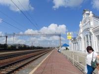 Челябинск. Станция Полетаево-1