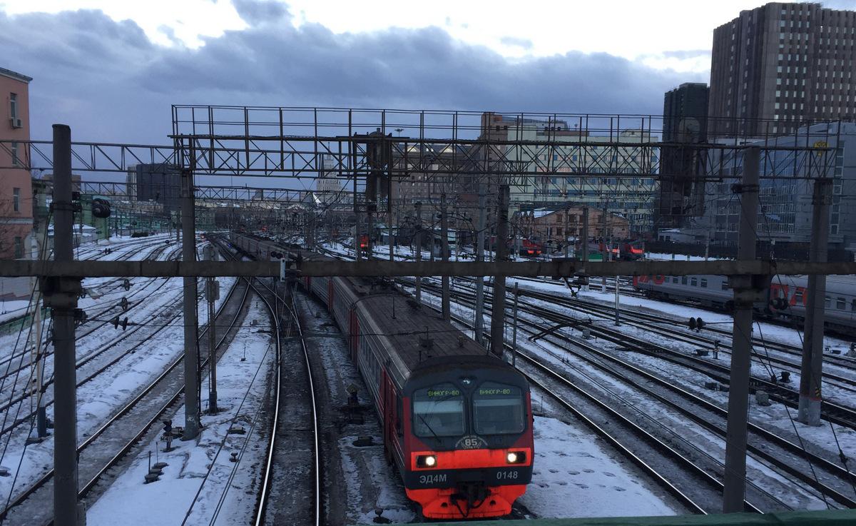 Москва. ЭД4М-0148