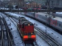 Москва. ЧМЭ3-1222