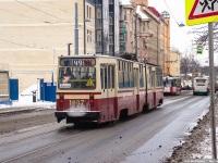 Санкт-Петербург. ЛВС-86К №1087