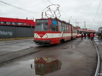 Санкт-Петербург. ЛВС-86К №3074
