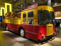 Москва. Троллейбус КТГ (сделан из одного из краснодарских троллейбусов ЗиУ-682В00 № 285, 286)
