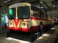 Москва. Троллейбус ЗиУ-683 (сделан из одного из краснодарских троллейбусов ЗиУ-682В00 № 285, 286)