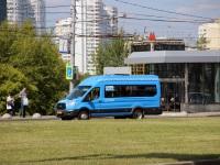 Москва. Sollers Bus (Ford Transit FBD) ху611