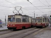 Санкт-Петербург. ЛВС-86К №3467, ЛВС-86К №3477