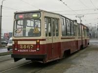 Санкт-Петербург. ЛВС-86К №3467