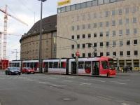 Нюрнберг. ADtranz GT8N2 №1101