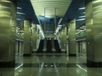Москва. Закрытая станция Деловой центр, Солнцевская линия