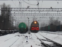 Санкт-Петербург. ВЛ10-960