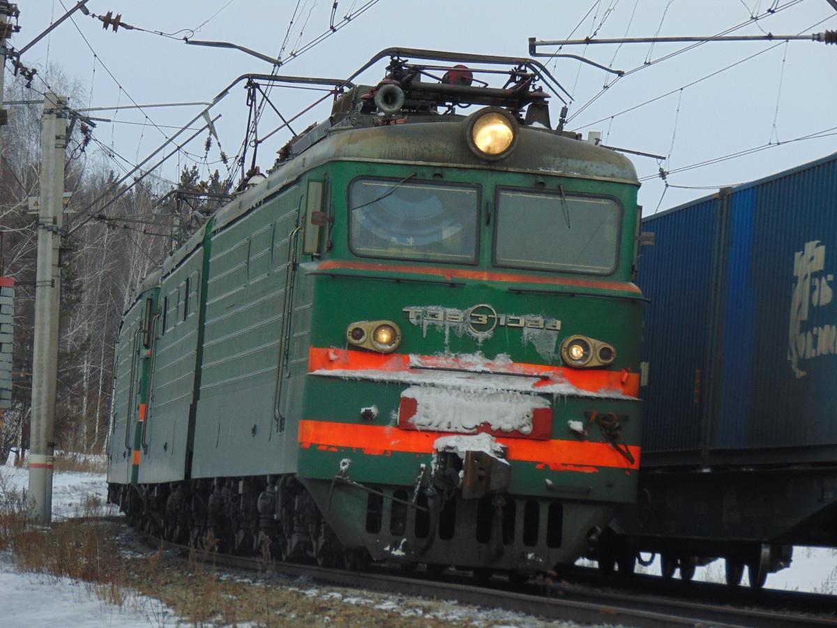 Чебаркуль. ВЛ10у-136