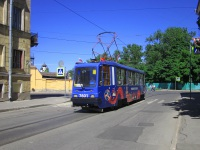 Санкт-Петербург. 71-134К (ЛМ-99К) №7601