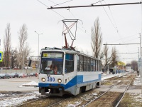 Таганрог. 71-608КМ (КТМ-8М) №380