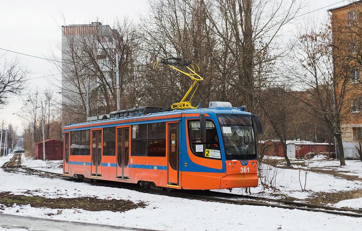 Таганрог. 71-623-02 (КТМ-23) №361