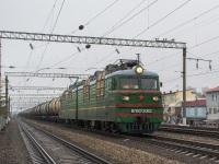 Краснодар. ВЛ80т-2062