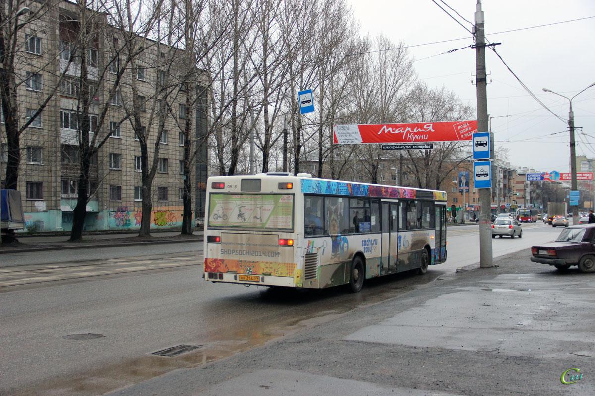 Пермь. Mercedes-Benz O405N аа313