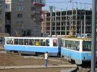 Хабаровск. 71-605 (КТМ-5) №355, 71-608К (КТМ-8) №116