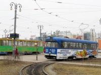 Хабаровск. РВЗ-6М2 №323, 71-605 (КТМ-5) №362
