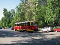 Москва. Tatra T3 (МТТД) №1306