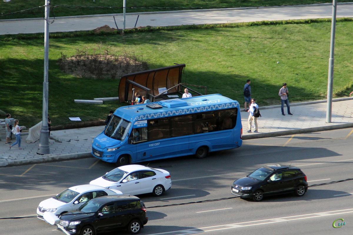 Москва. Нижегородец-VSN700 (Iveco Daily) т896рр
