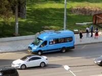 Москва. Sollers Bus (Ford Transit FBD) ху824