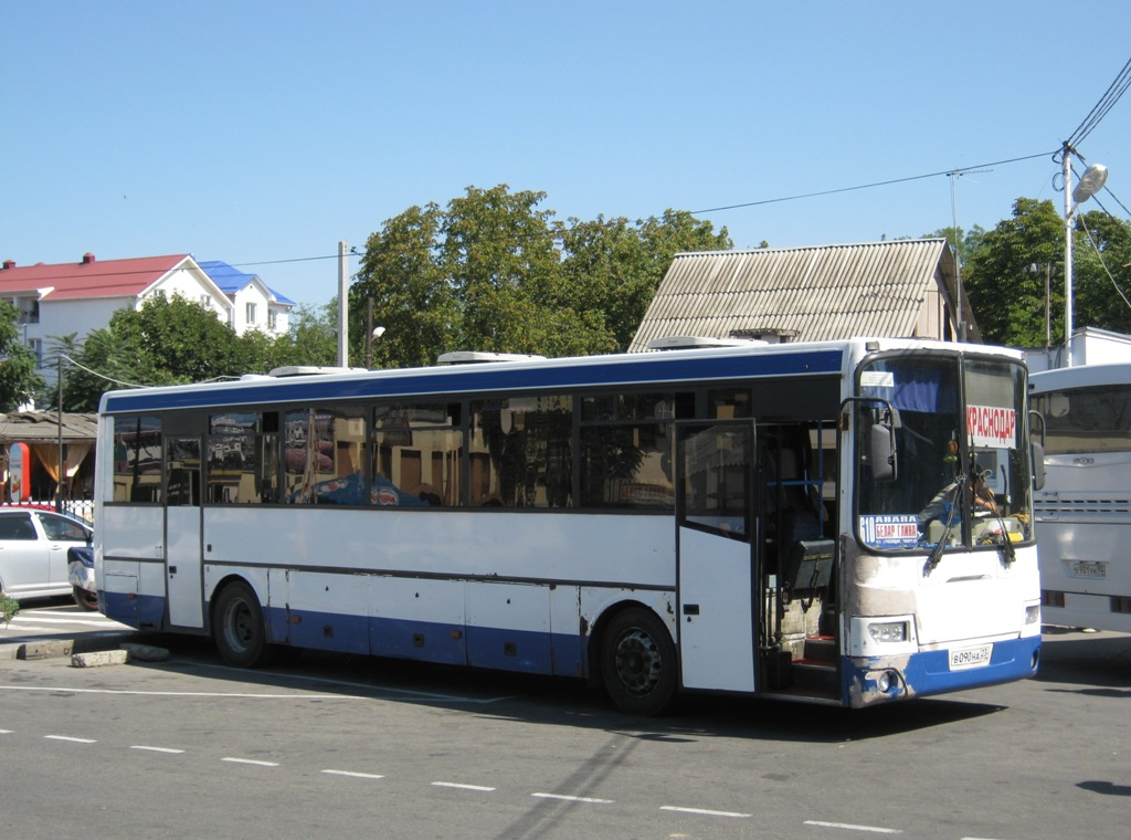 Анапа. ГолАЗ-5256.33 в090на