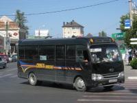 Анапа. Hyundai County Deluxe м666еа