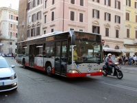 Рим. Mercedes-Benz O530 Citaro CR 851JK