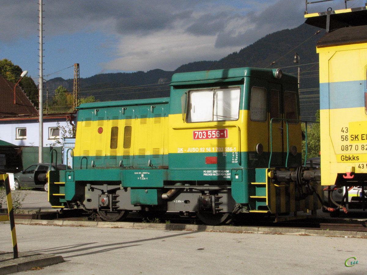 Ружомберок. 703-556-1