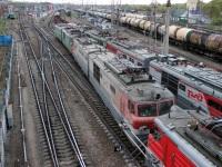 Рузаевка. ВЛ10-1057