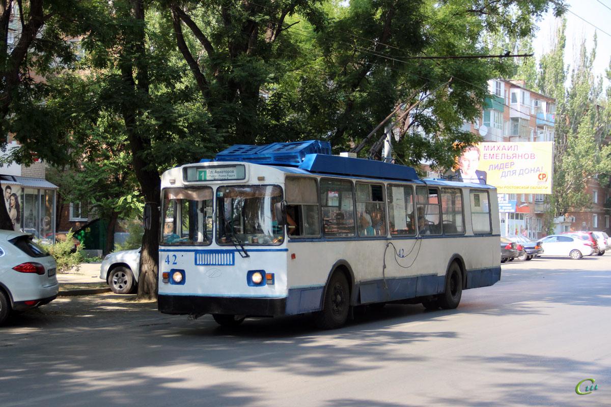 Таганрог. БТЗ-5276-01 №42
