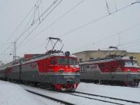 Тверь. ВЛ10-693, ВЛ10у-760