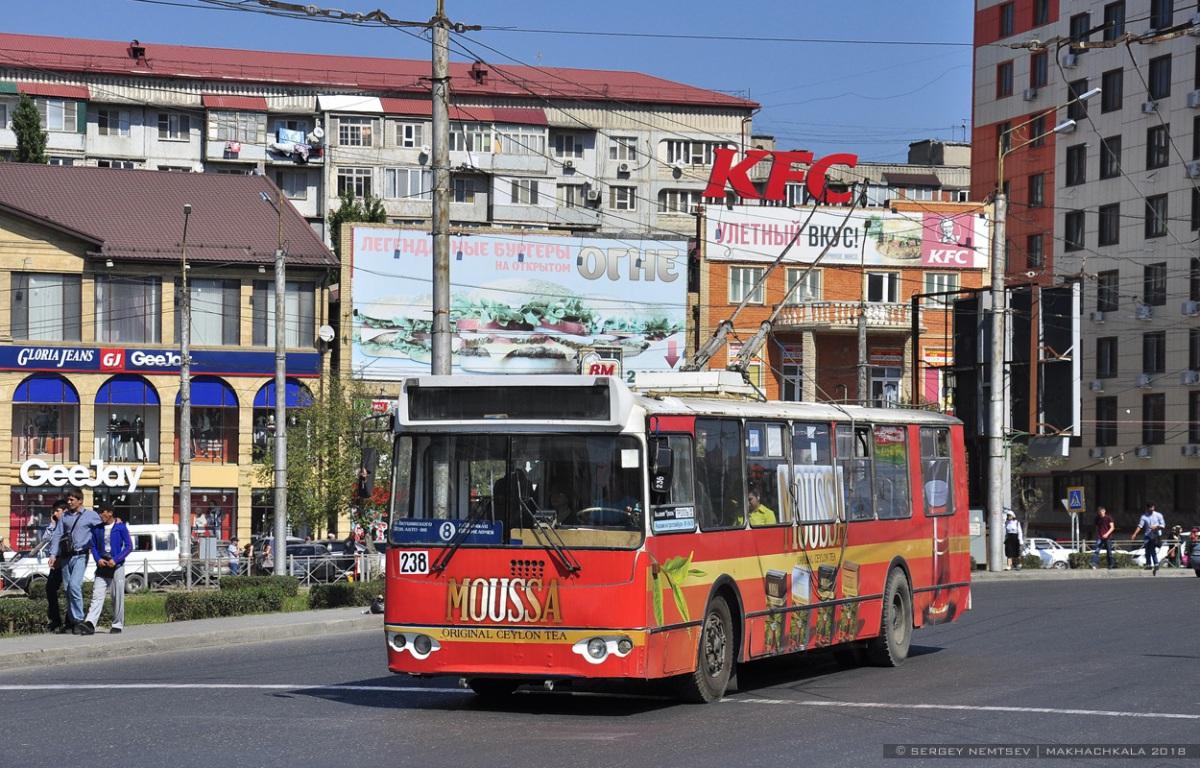 Махачкала. ЗиУ-682Г-016.05 (ЗиУ-682Г0М) №238
