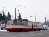 Санкт-Петербург. ЛВС-86К №7023