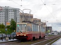 Санкт-Петербург. ЛВС-86К №7025