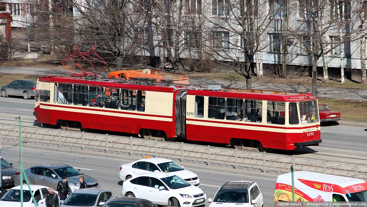 Санкт-Петербург. 71-147К (ЛВС-97К) №5090
