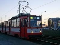 Санкт-Петербург. ЛВС-86К №3049