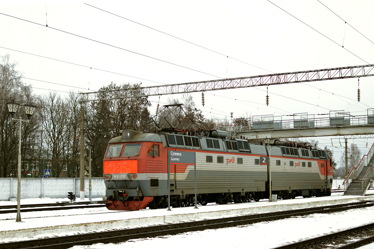 Брянск. ЧС8-070