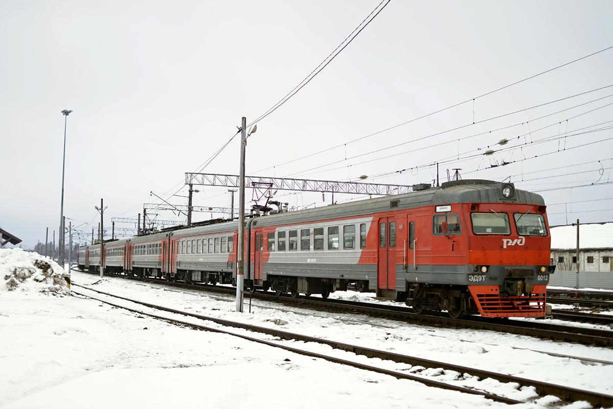 Брянск. ЭД9Т-0012