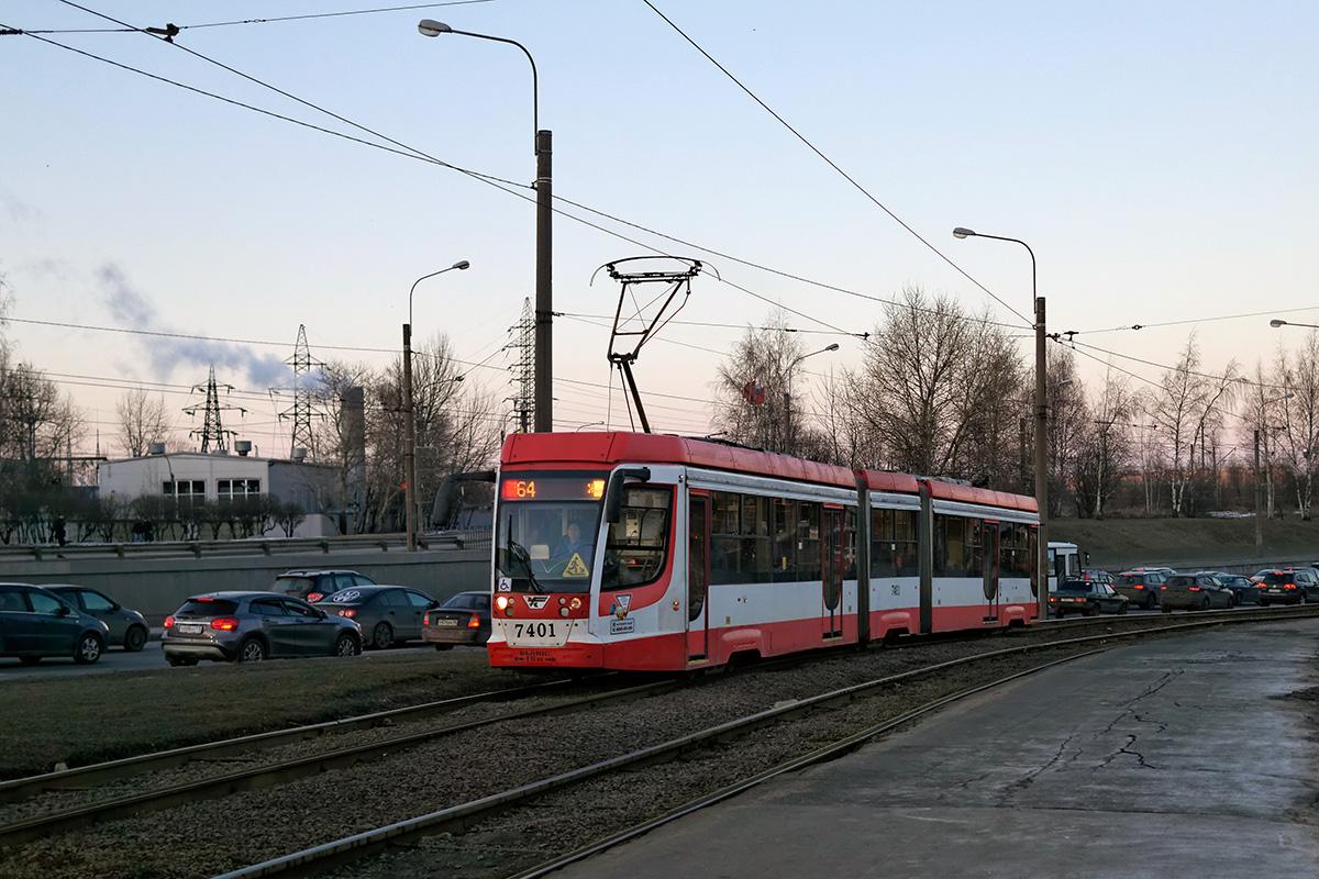 Санкт-Петербург. 71-631-02 (КТМ-31) №7401
