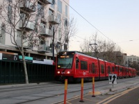 Сан-Диего. Siemens S70 LRV №4010